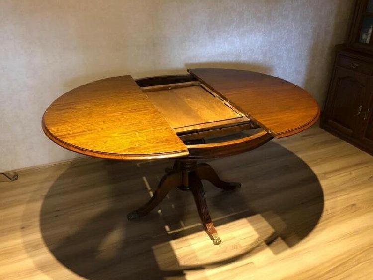 Mesa de estilo ingles extensible