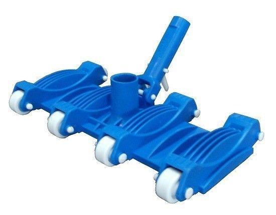 Barrefondo limpiafondo 8 ruedas para piletas swimclor