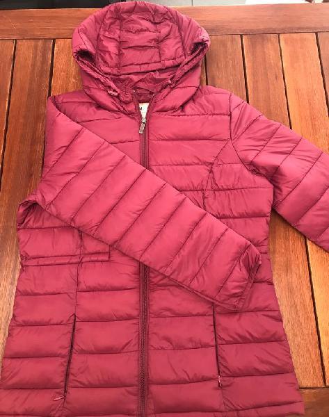 Campera abrigo de mujer