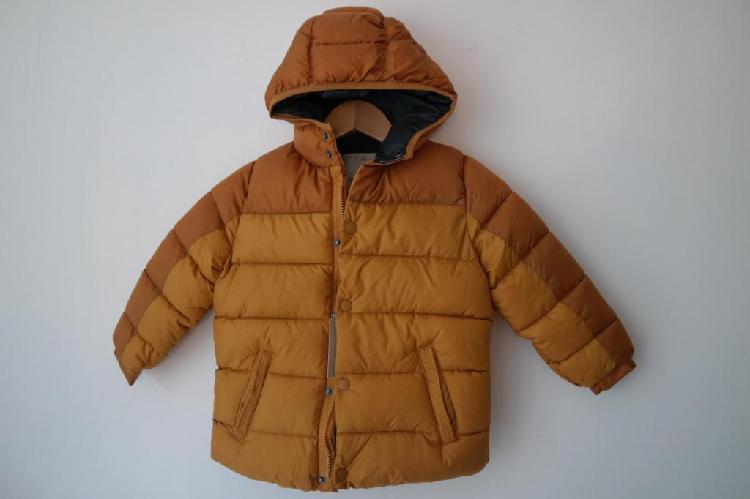Campera abrigo niño ¡nueva, con etiquetas! // zara