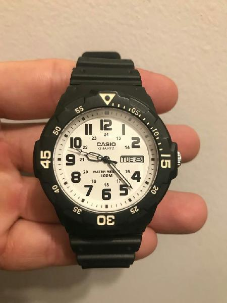 Reloj casio mrw200h nuevo nuevo