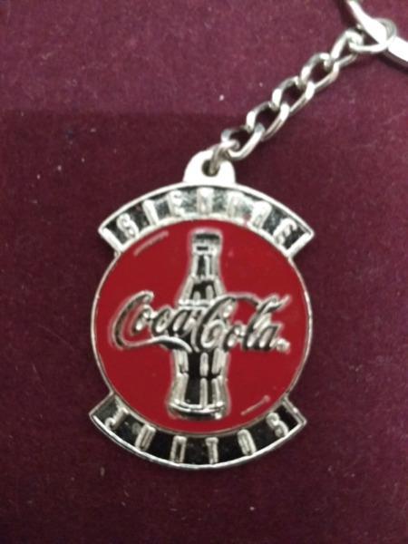 Llavero de coca cola - para clientes de 1993