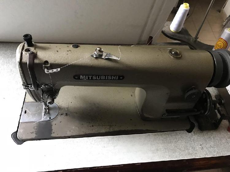 Maquina coser recta industrial