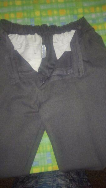 Pantalón gris perdomo