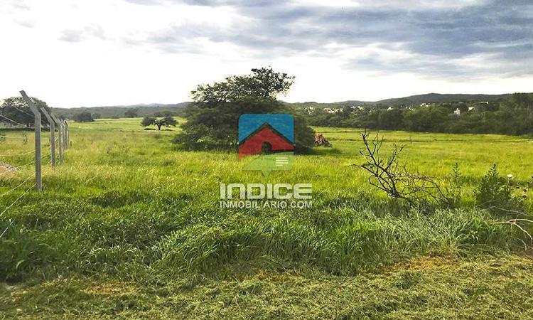 Terreno villa anisacate
