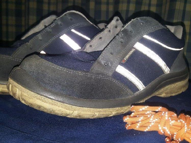 Zapatos de seguridad funcional nº 45 / ultra livianos