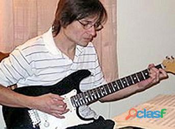 Clases de guitarra electrica en palermo