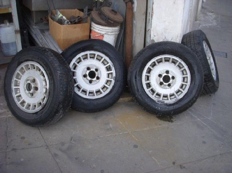 Repuesto ford,liquido!!, juego completo de ruedas, llantas