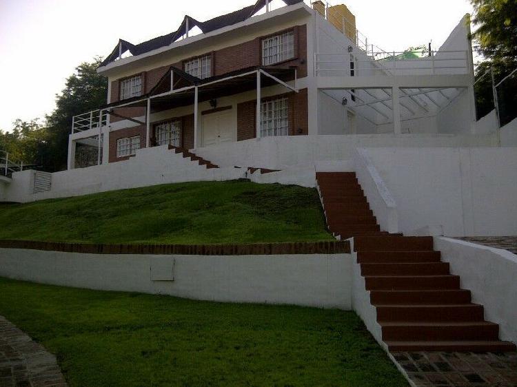Alquiler casa en villa carlos paz