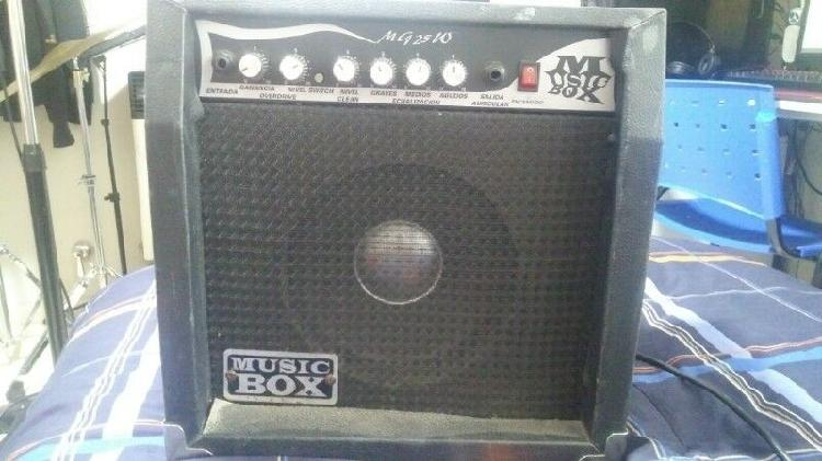 Amplificador music box 25
