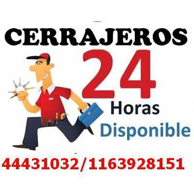 Cerrajeros en gba y capital federal llamanos 46562781