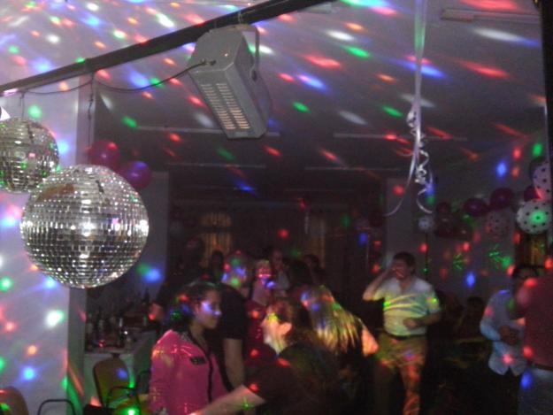 Discoteca dj para eventos, cumpleaños, festejos de todo