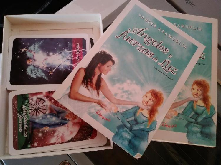 Libro angeles incluye cartas