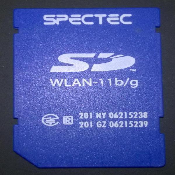 nº 441 SanDisk MMC-mapa como tarjeta SD 16 mb. como nuevo SD-card usado