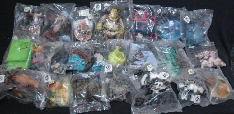 Mc donalds colección lote (c) x 22 juguetes