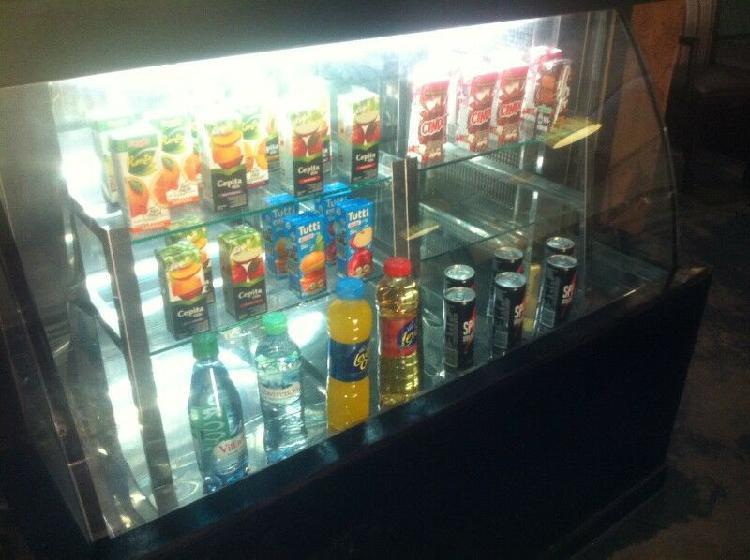 Vendo heladera exhibidora mostrador horizontal - usada