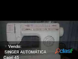 Vendo singer automatica seminueva