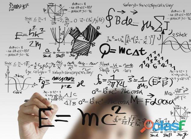 Matematica Fisica Quimica profes particulares.com