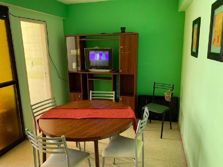 Apartamento en alq x temp. 1 amb. 1 dor. 30 m2. 30 m2 cub.