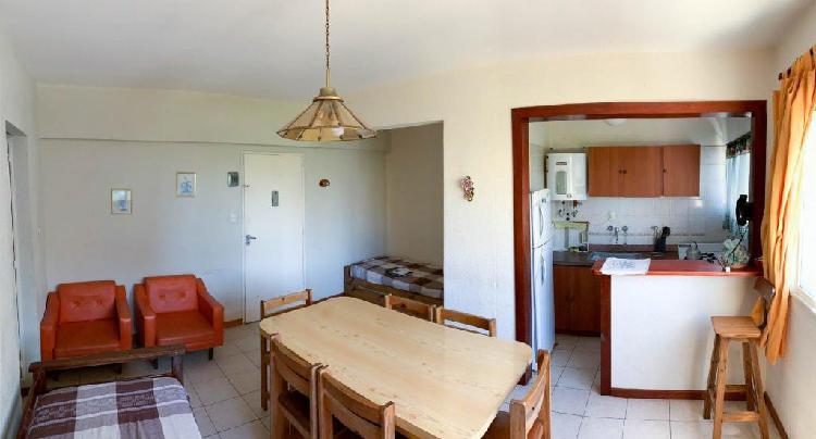 Apartamento en Alq x Temp. 2 Amb. 1 Dor. 50 M2. 50 M2 Cub.