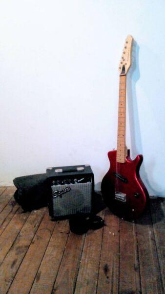 Guitarra eléctrica (completa)