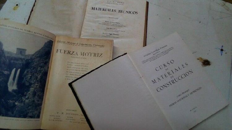 Libros, revistas, enciclopedias (años 1945 al 1975 aprox)