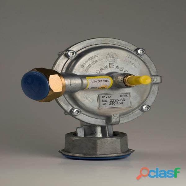 Regulador de gas canplast 6m3/h nuevo