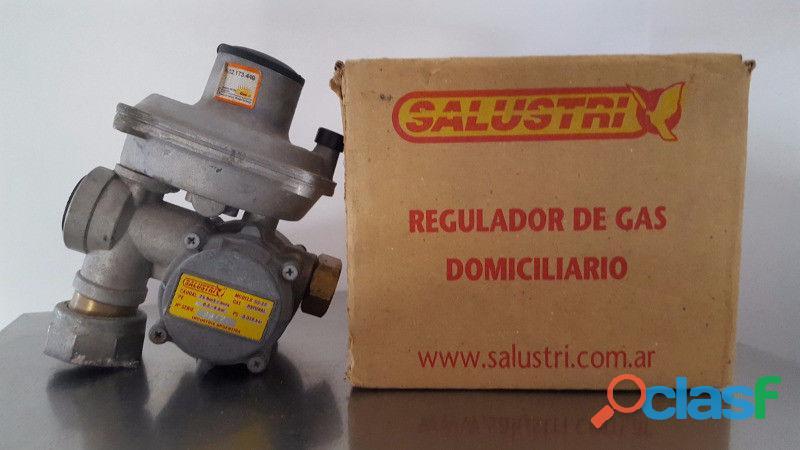 Regulador de gas salustri 25m3/h