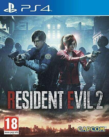 Oferta!!! resident evil 2 remake ps4 formato fisico