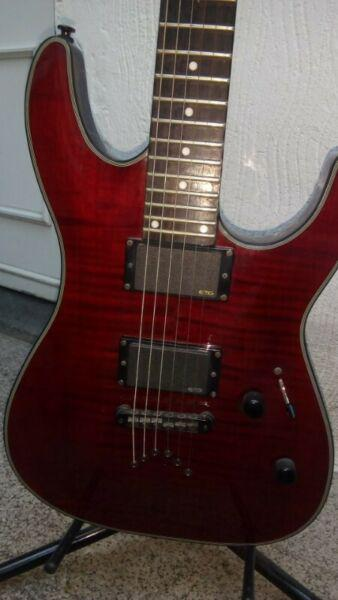 Guitarra dean custom 450