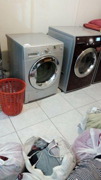 Vendo fondo de comercio lavadero de ropa