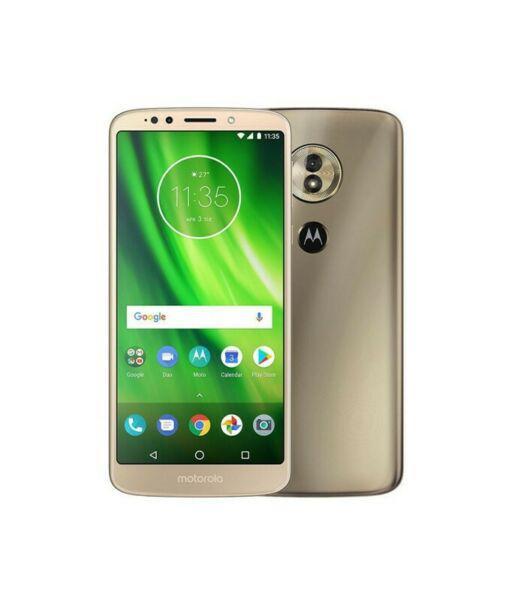 Celular Libre Motorola Moto G6 Play Fine Gold