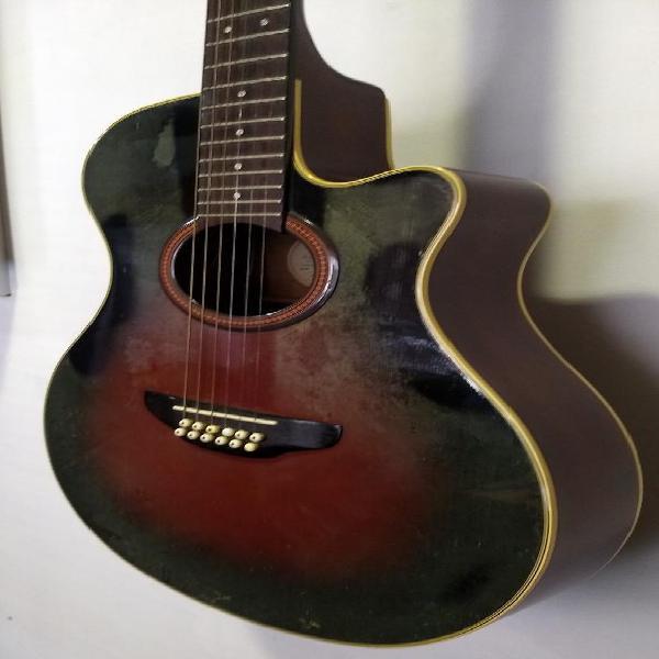 Guitarra Electroacústica Yamaha Apx 4 12