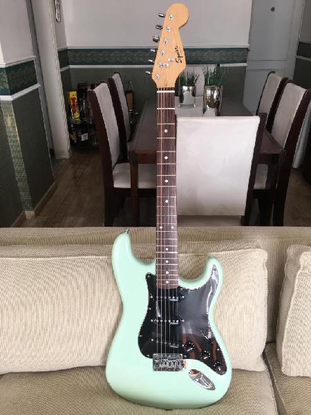 Guitarra squier bullet stratocaster con wilkinson