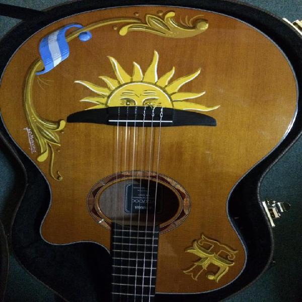 Guitarra clsica yamaha