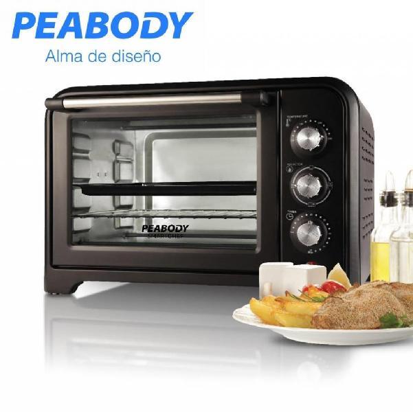 Horno Electrico Peabody Pehg26m 26lt, 1500w nuevo en caja
