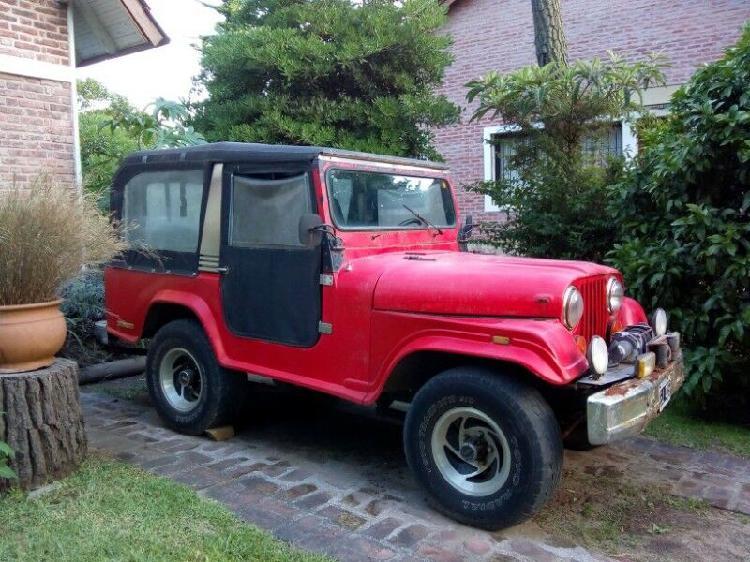 Jeep IKA POTRO DIESEL