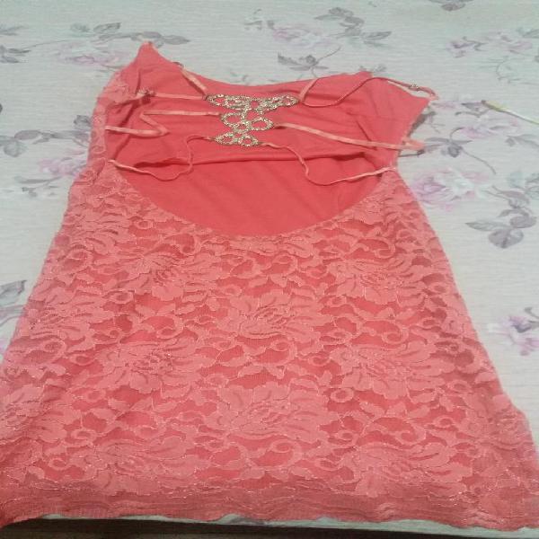 Lindo Vestido de Fiesta