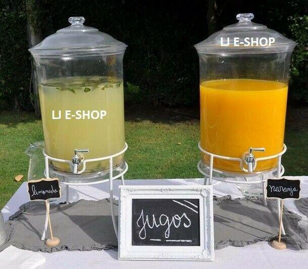 Novedad! dispenser de bebidas, ideal jugos naturales, 11