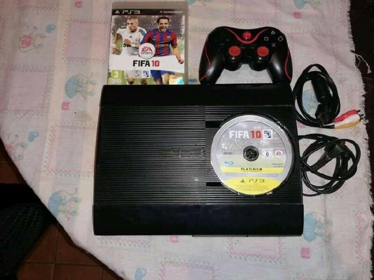 PS3 SúperSlim 500 GB