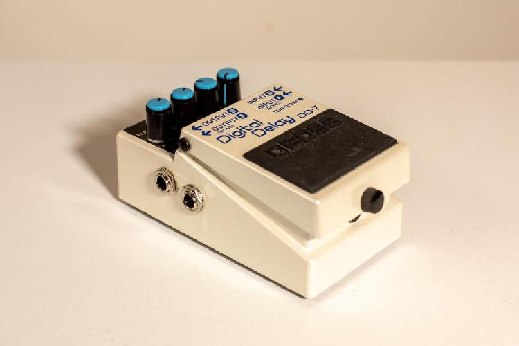 Pedal boss delay dd7