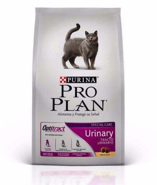 Pro plan gato adulto o Urinary 15 kg
