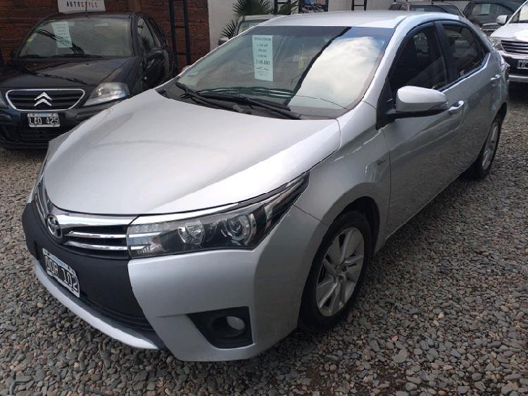 VDO PTO Y FCIO Toyota Corolla 2015 XEI CVT