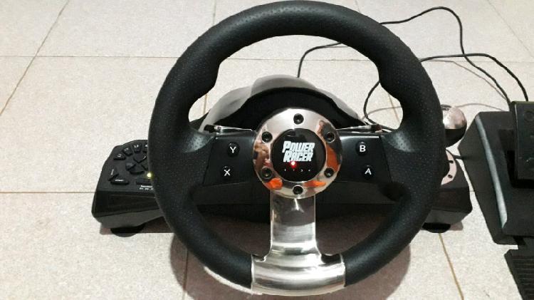 Volante level up race prox xbox 360