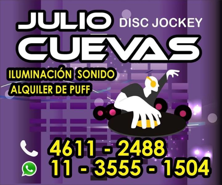 Alquiler de puff y disc jockey capital federal