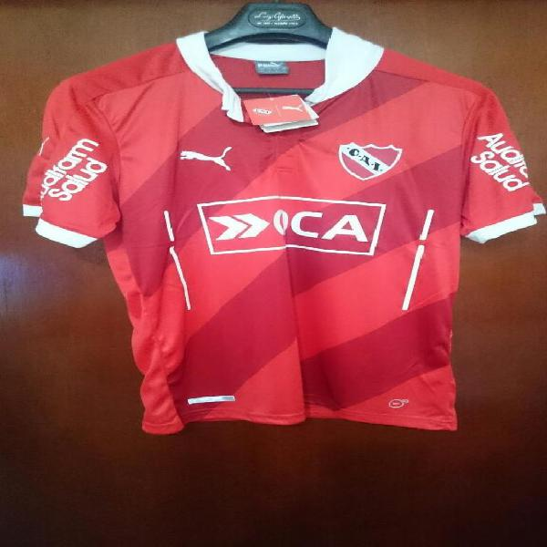 Camiseta independiente puma nueva m