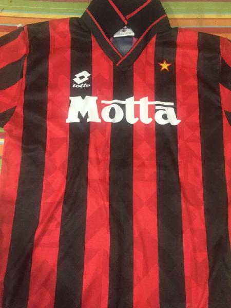 Camiseta milan 1993/94 made in italy