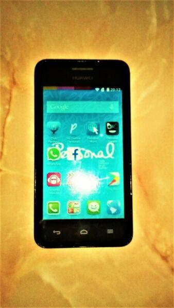 Huawei ascend y330 $ 1.500 para personal