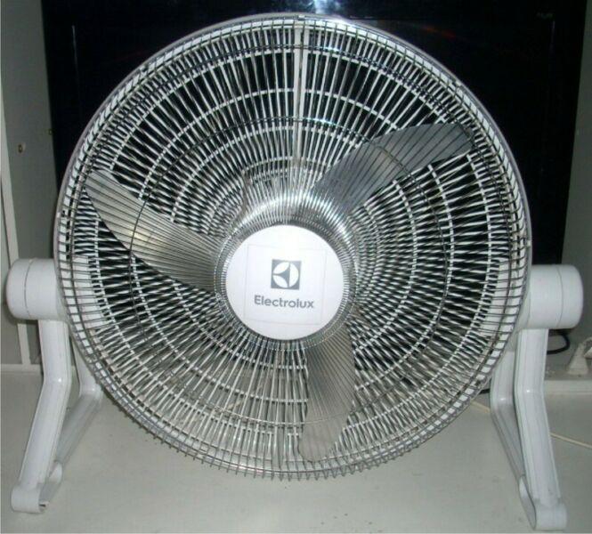 Ventilador turbo electrolux tu20c aspas metalicas 3 vel 90w
