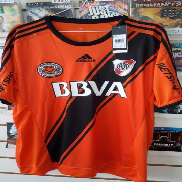 Camiseta river 2016, naranja alternativa